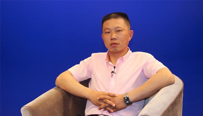 刘亚林——绿色农业进行时 互联网成突破口